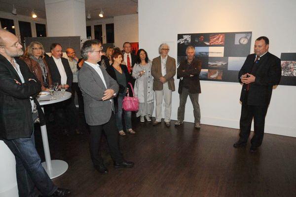 Die Eröffnungsrede zur Fotoausstellung 2012 ...