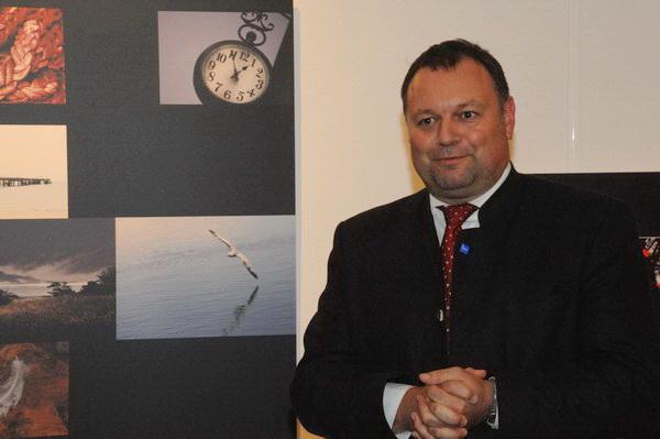 Bürgermeister Thomas Eigstler der Gemeinde Wiggensbach
