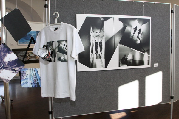 T-Shirt und Original