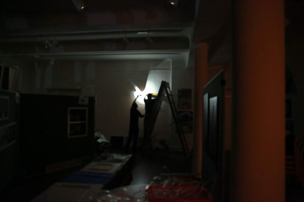 ... Stromausfall - kein Problem, wir arbeiten weiter!