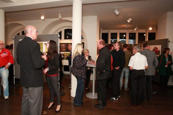 Die Fotofreunde Wiggensbach begrüßen ihre Gäste