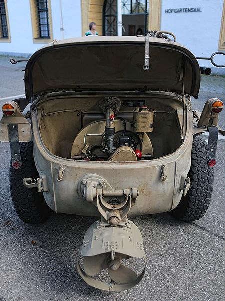VW-Schwimmwagen, Typ 166 - Bj.    1943.