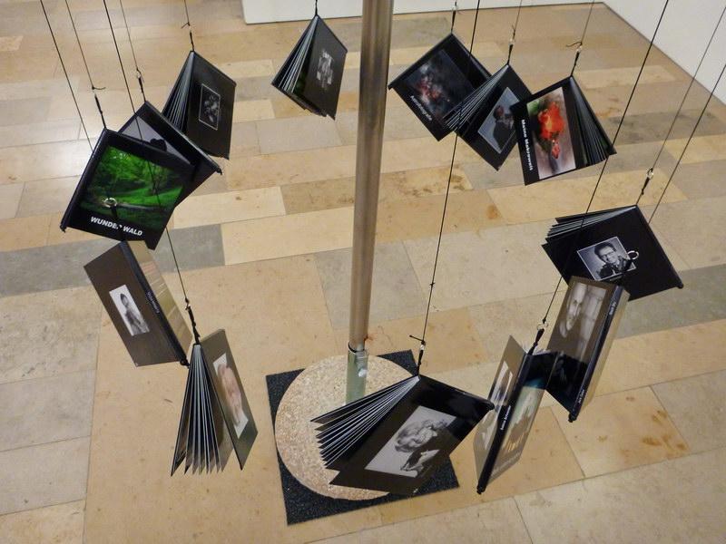 Die Fotobücher der einzelnen Fotografen