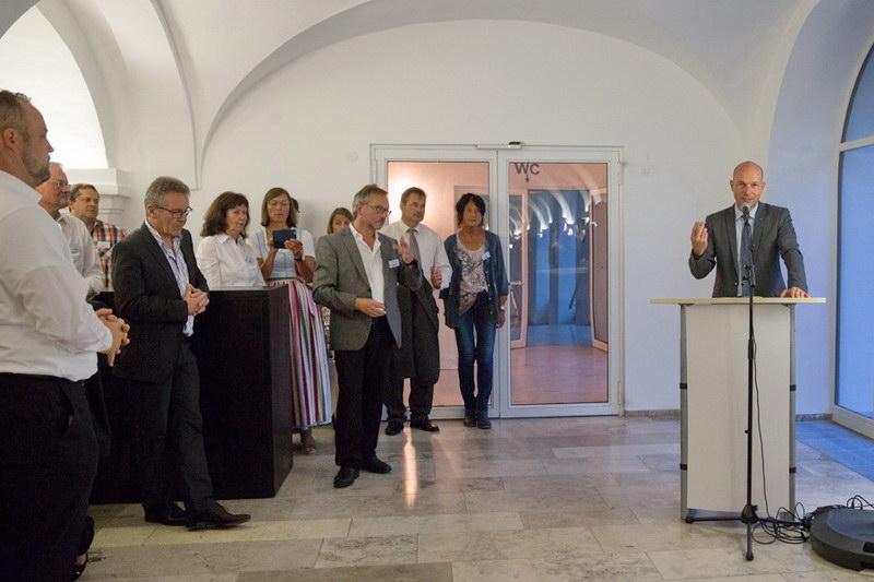 Eröffungsrede durch den Oberbürgermeister der Stadt Kempten  Herrn  Thomas Kiechle