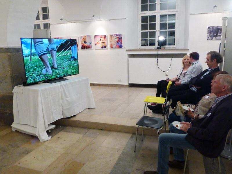 Die Fernsehshow mit Allgäubildern in 4 K von den Fotofreunden begeistert alle…, zusammengestellt und vertont von Günther Just (2. Vorsitzender der Fotofreunde)