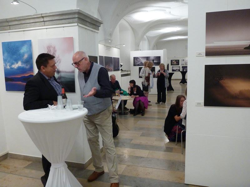 …. Erfahrungsaustausch über die Fotografie zwichen Siggi Hilbrich und Norbert Cornils