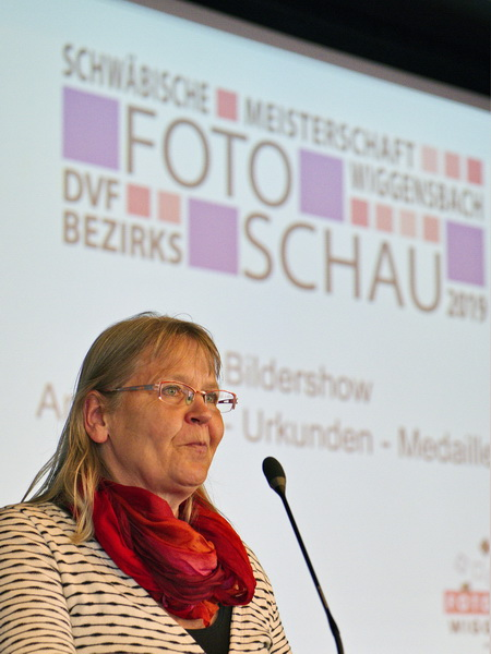 Ulrike Hitzler, stv. Landrätin, vertritt den Landkreis Oberallgäu