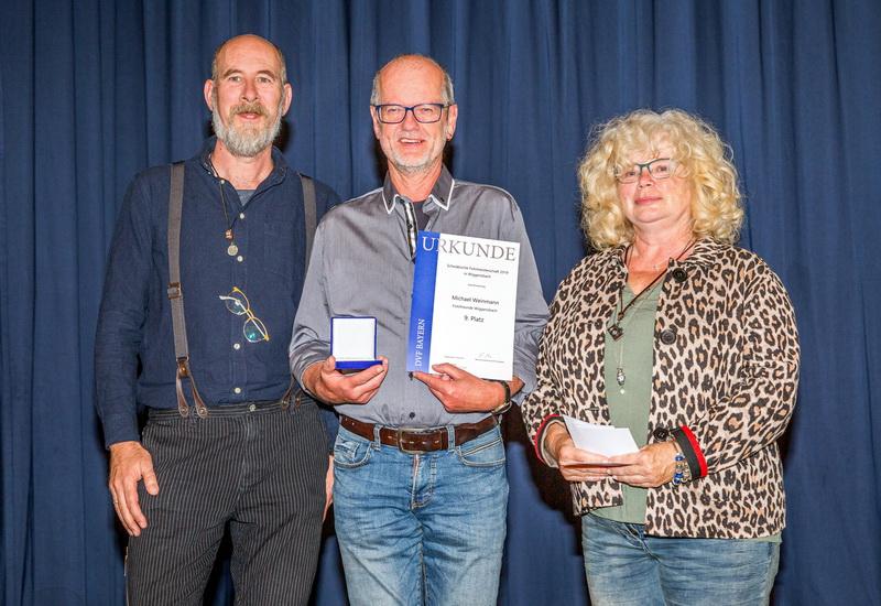 Platz 9 der TopTen für Michael Weinmann, Fotofreunde Wiggensbach