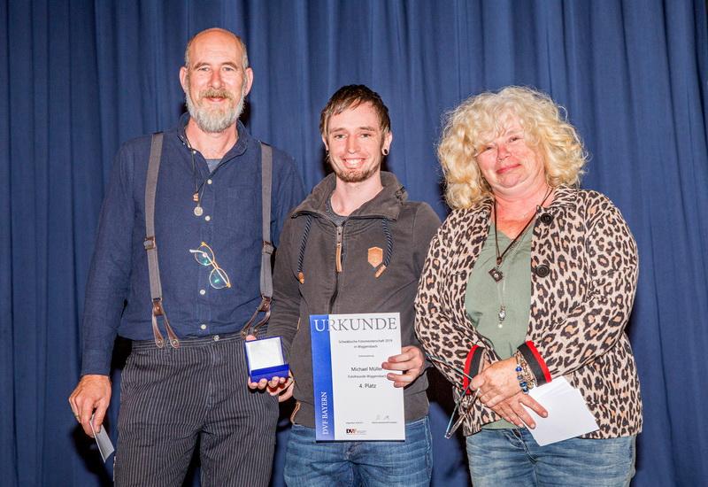 Platz 4 der TopTen für Michael Müller, Fotofreunde Wiggensbach