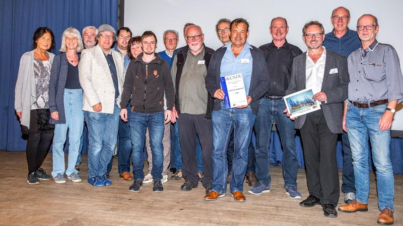 Platz 2 in der Clubwertung für die Fotofreunde Wiggensbach
